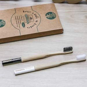 Brosses à dents en bambou