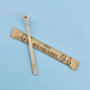 Brosse a dent en Bambou PoussePousse